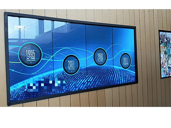 LCD VIDEO WALL-Shenzhen TopAdkiosk Technology Co , Ltd